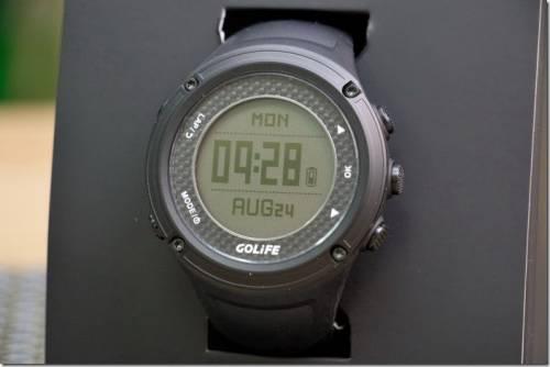 GoWatch X-PRO 全方位運動錶 三鐵 登山 跑步 游泳與破風都行
