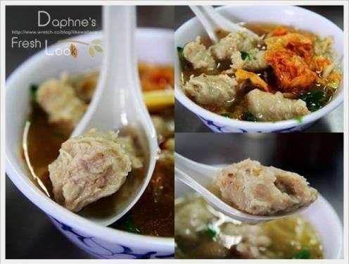台北市北投區 漢奇肉羹店