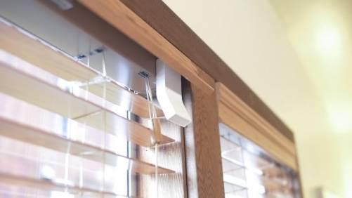 FlipFlic 智能百葉窗控制器 手機就能控制窗簾!