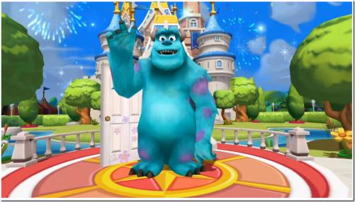 Disney 推出遊戲app!喜歡迪士尼的朋友們一起來創造自己的夢幻王國吧!
