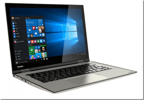 什麼都4K了 Toshiba 推出翻轉式 12.5 吋 4K筆電