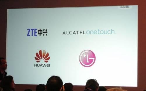 Sony 將於2014推出 Firefox OS 智慧型手機
