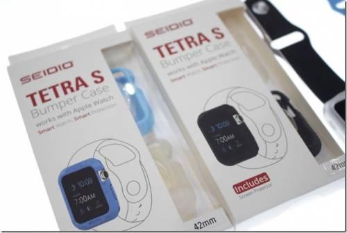 Apple Watch 保護套 TETRA S 都為你