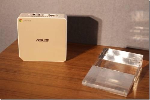 華碩於 Computex 展前記者會 展出全新 ASUS Chromebox CN62