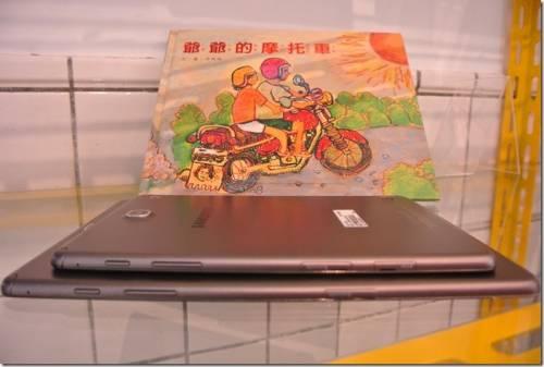 Samsung Galaxy Tab A 入門平板 讓你與孩子完美互動