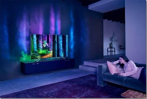 無限延伸你的視覺 Philips 推出 Ambilight 投影系統 4K電視