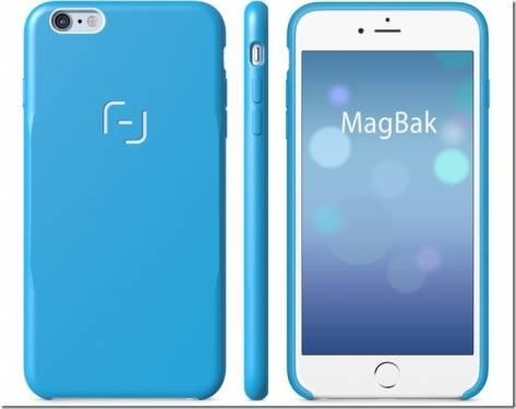 Magbak 世界上最薄的行動裝置支架!