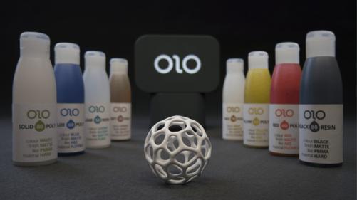 OLO 手機也能 3D 列印