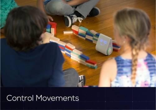 Codeybot 將教育與娛樂結合的小型互動機器人 豐富你的家庭生活