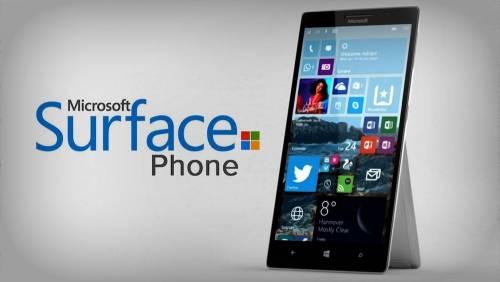微軟Surface Phone有譜?傳將於2017年推出多款Surface Phone