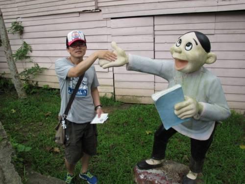 他不只是台灣偉大的漫畫家,更是個創意十足的發明家!今天是劉興欽老師生日!