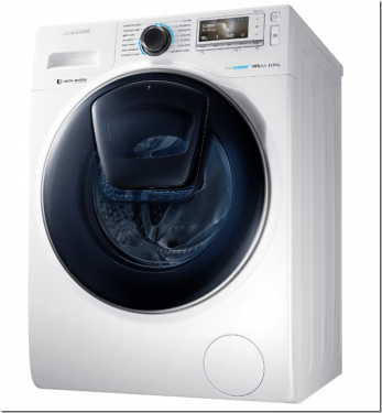 任何時候都可以丟入忘記洗的衣服 三星發表超人性洗衣機