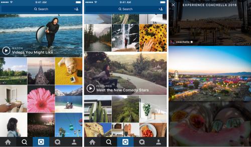 跟隨臉書開創影音直播平台 Instagram將推出影音頻道
