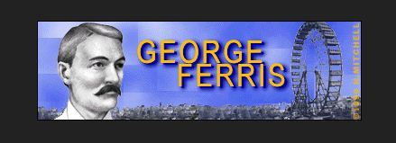 [Google Doodle] George Ferris 摩天輪發明人154歲誕辰