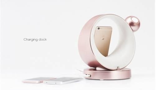 DODOCK 超美形充電底座 是充電座也是擺飾