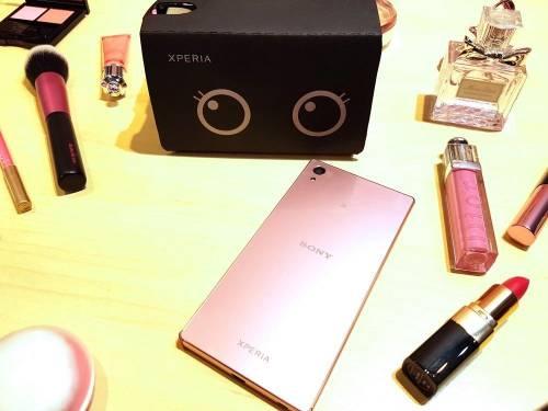 Sony Xperia Z5 Premium 玫瑰石英粉即日開賣 售價NT 20 900!