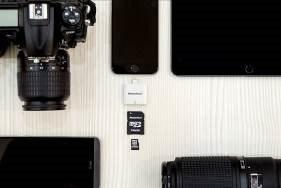 PhotoFast 發表雙向存取蘋果SD讀卡機 Hello Kitty 蘋果 microSD 讀卡機 同步上市