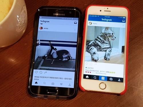 Instagram開放部分用戶更新 改走黑白風