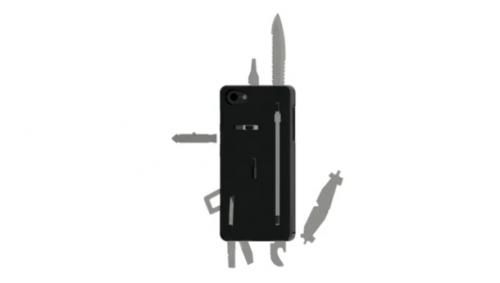 iPhone 搖身一變萬用刀