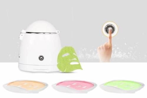 金稻水果面膜機 自己做可以吃的天然面膜