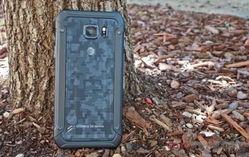 Samsung S7 Active實機亮相 軍規三防只是小菜一碟