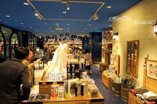 東京賞櫻自由行 TOKYO TOWER 東京鐵塔櫻花 海賊王主題餐廳 週邊商品
