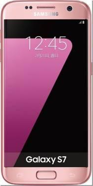 三星Galaxy S7 新色 時尚夢幻霓光粉 預購 首購皆享好禮大方送!