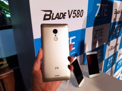 好久不見ZTE BLADE V580 A813登台亮相