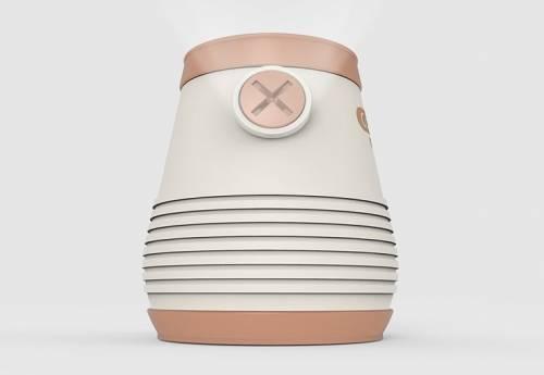 Cool Pot 水溫驟降器 8 秒降水溫泡牛奶 平息奶爸的慌亂