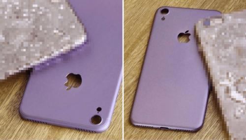 iPhone 7外殼曝光 與 iPad Pro一樣採用四喇叭設計
